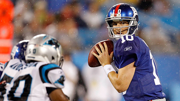 2012 NFL Week Three Preivew — NY Giants at Carolina
