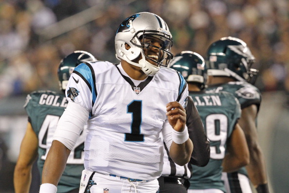 Newton Finally Steps Up as Panthers Best Eagles in Philadelphia