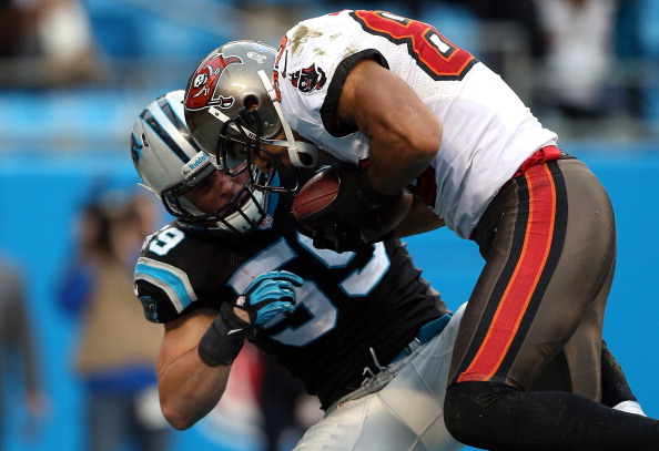 Panthers Blow Fourth Quarter Lead, Fall to Bucs in OT 27-21