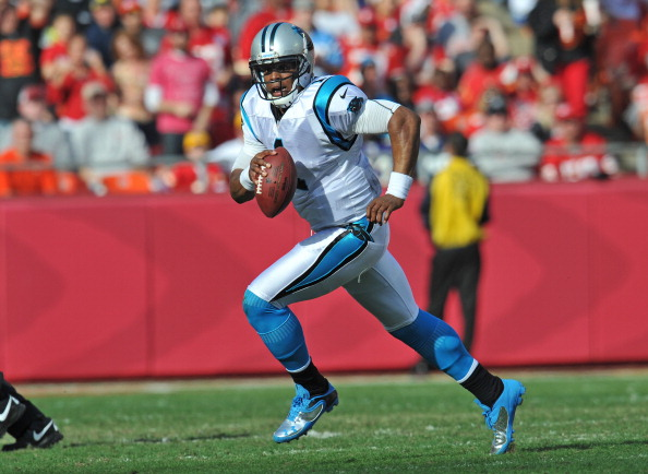 Photo Gallery: Panthers Fall On An Emotional Day in KC 27-21 to…