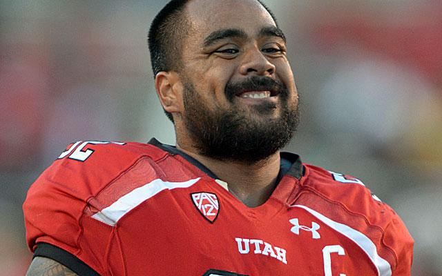 Panthers Select Utah DT Star Loutlelei With 14th Pick In Draft