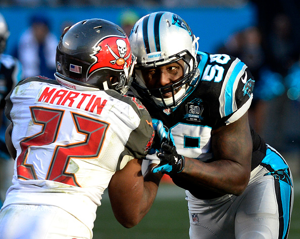 Tampa Bay Buccaneers at Carolina Panthers