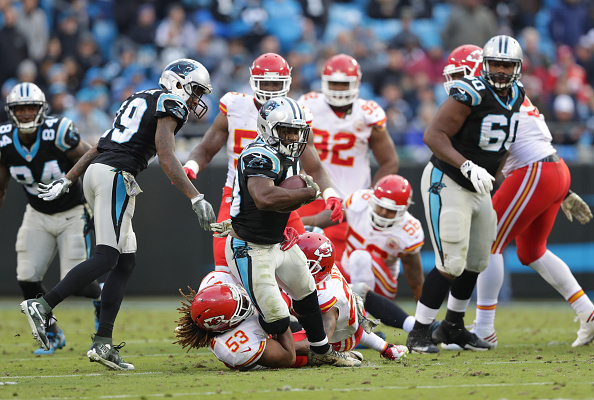 Kansas City Chiefs v Carolina Panthers