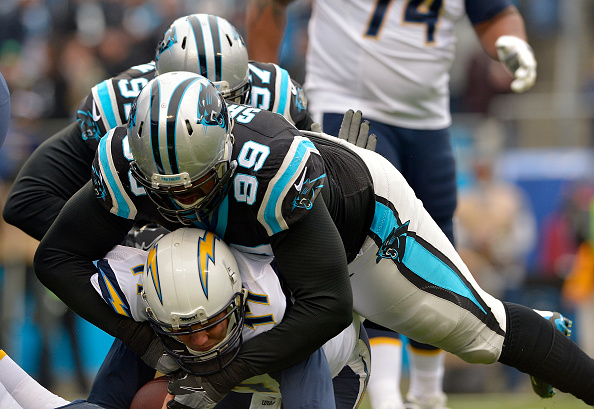 Panthers Place the Franchise Tag on DT Kawann Short