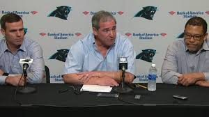 Twitter sounds off at the Firing of Panthers GM