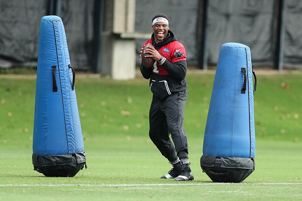 Newton Says He's Ready to Let Others on the Panthers Be Playmakers