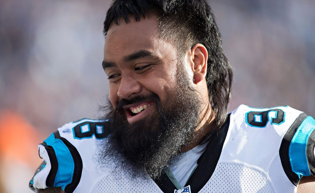 Panthers DT Star Lotulelei Not Worried About Contract Status