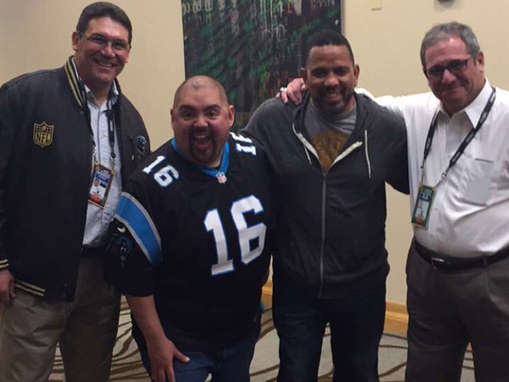 Panthers Super Fan Comedian Gabriel Iglesias Not for Diddy Buying the Team