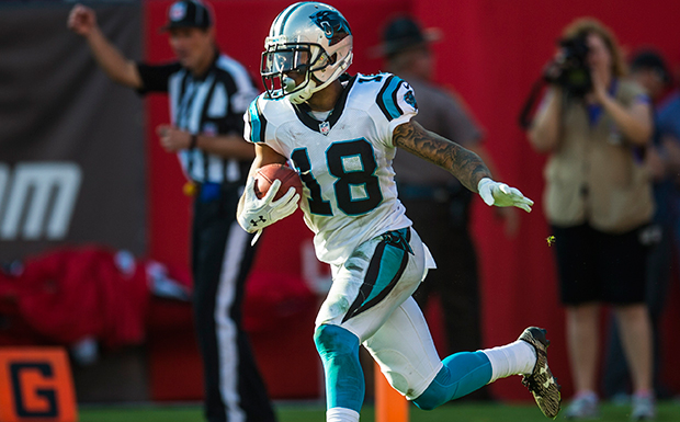Panthers Place WR/KR Damiere Byrd on IR with Knee Injury