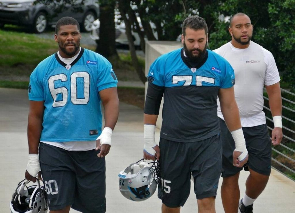 Report: Panthers and RT Daryl Williams Nowhere Near a New Deal