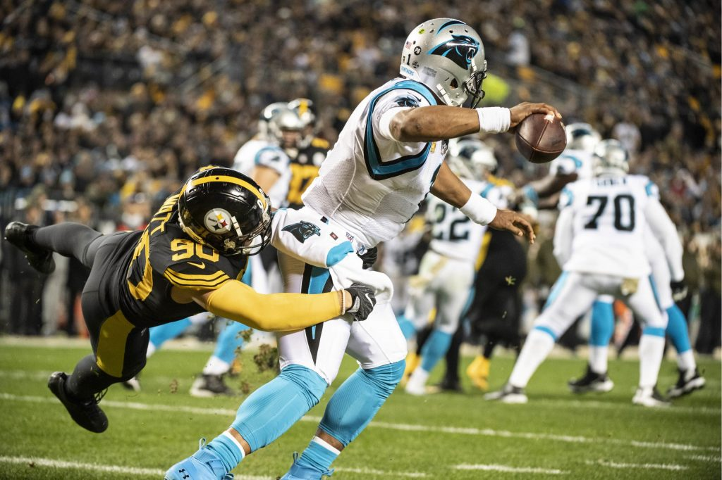 Panthers Pounded by Steelers in Offensive Avalanche 52-21 to Fall to 6-3